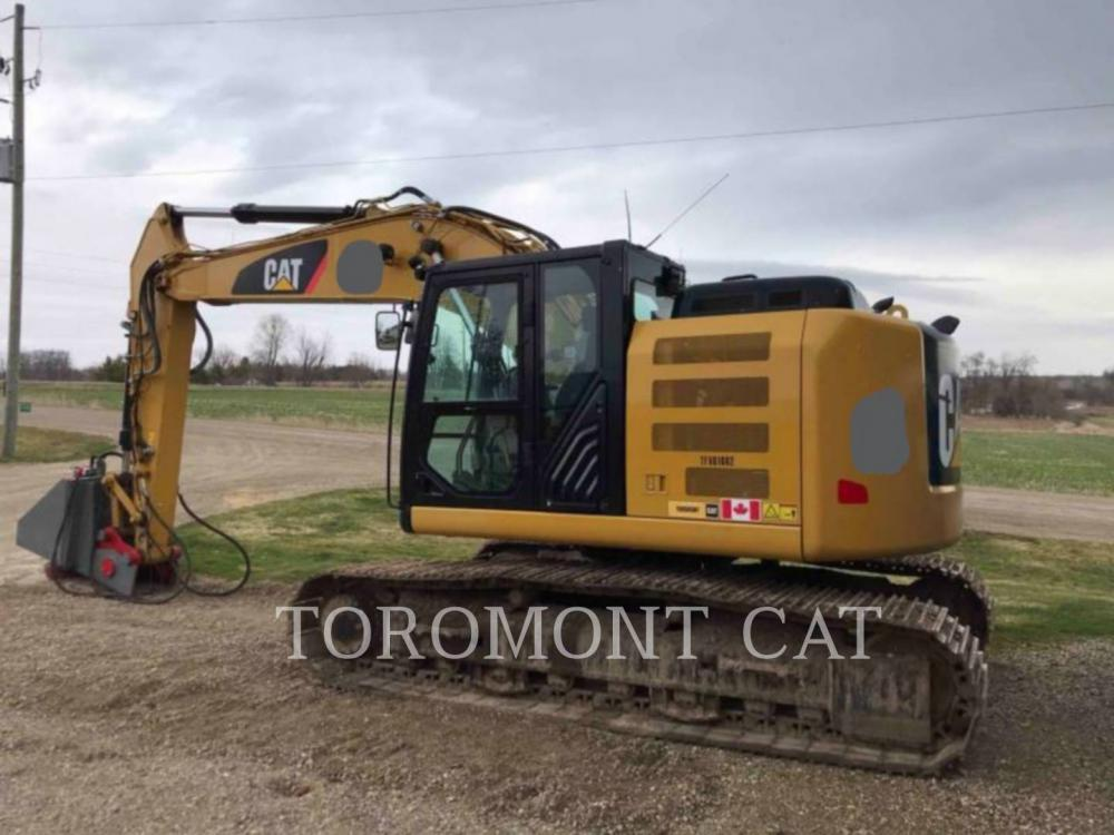 Detail photo of 2017 Caterpillar 320EL RR from Construction Equipment Guide