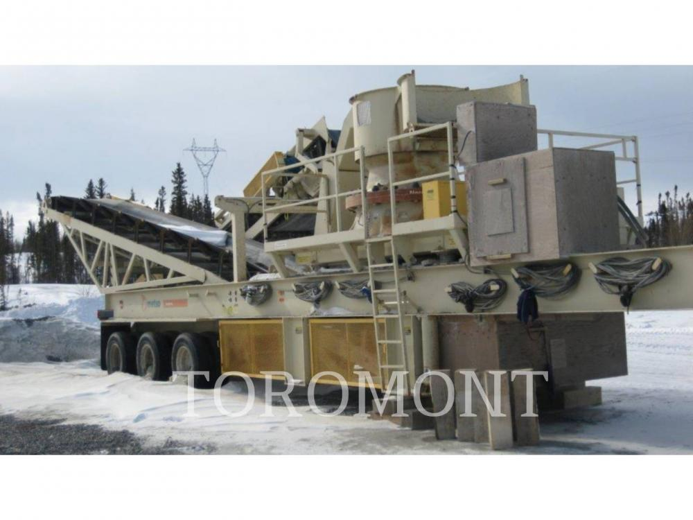 Detail photo of 2008 Metso P300GP-IOC from Construction Equipment Guide