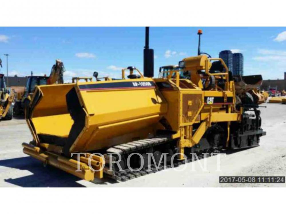 Detail photo of 2004 Caterpillar AP1050B from Construction Equipment Guide