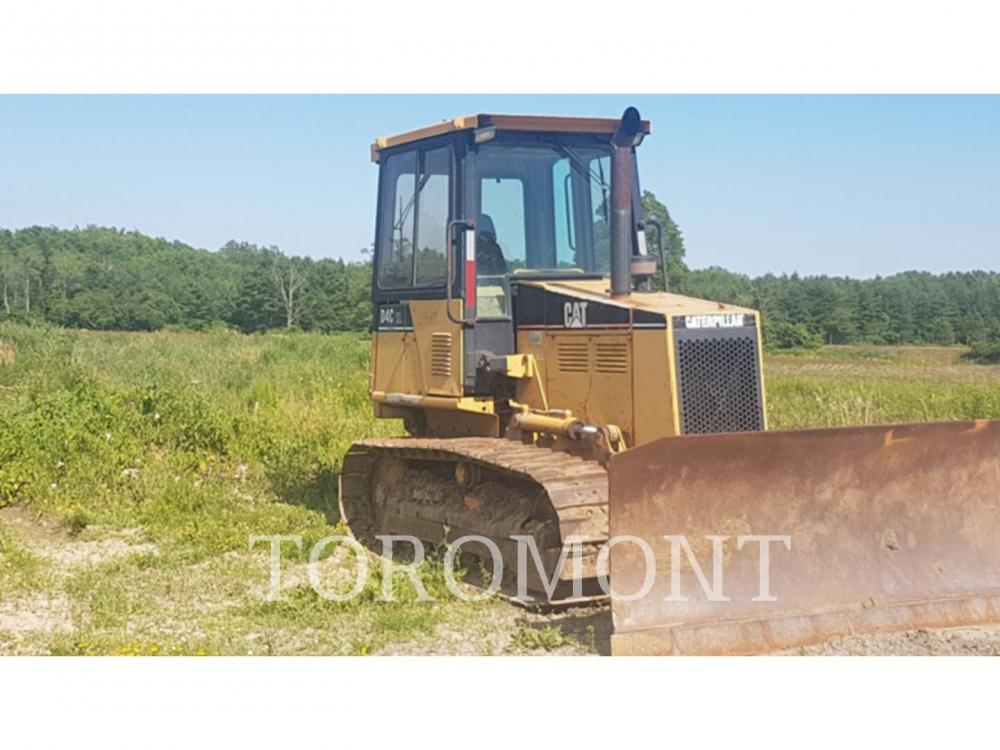 Detail photo of 1996 Caterpillar D4C III from Construction Equipment Guide