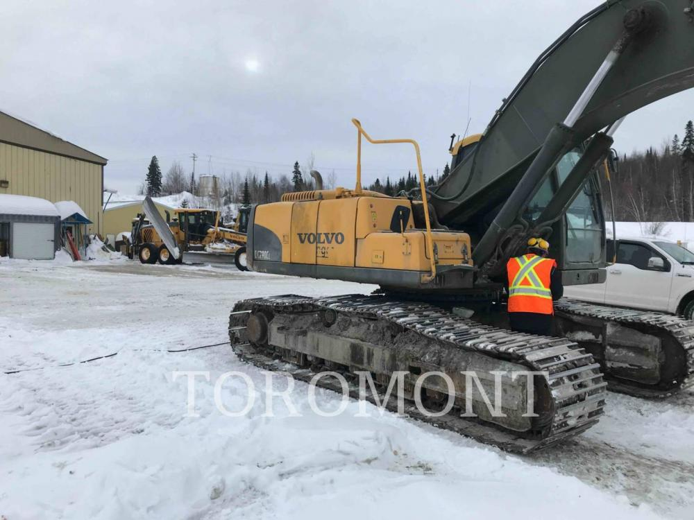 Detail photo of 2007 Volvo EC290C from Construction Equipment Guide