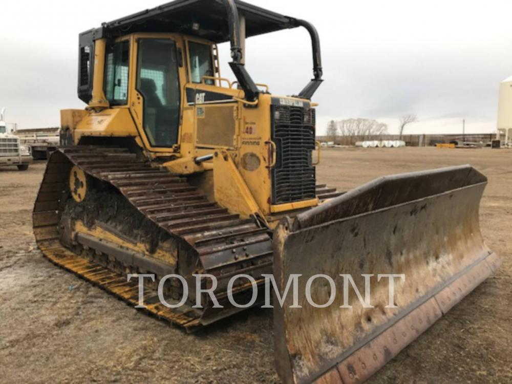 Detail photo of 2007 Caterpillar D6N LGP from Construction Equipment Guide