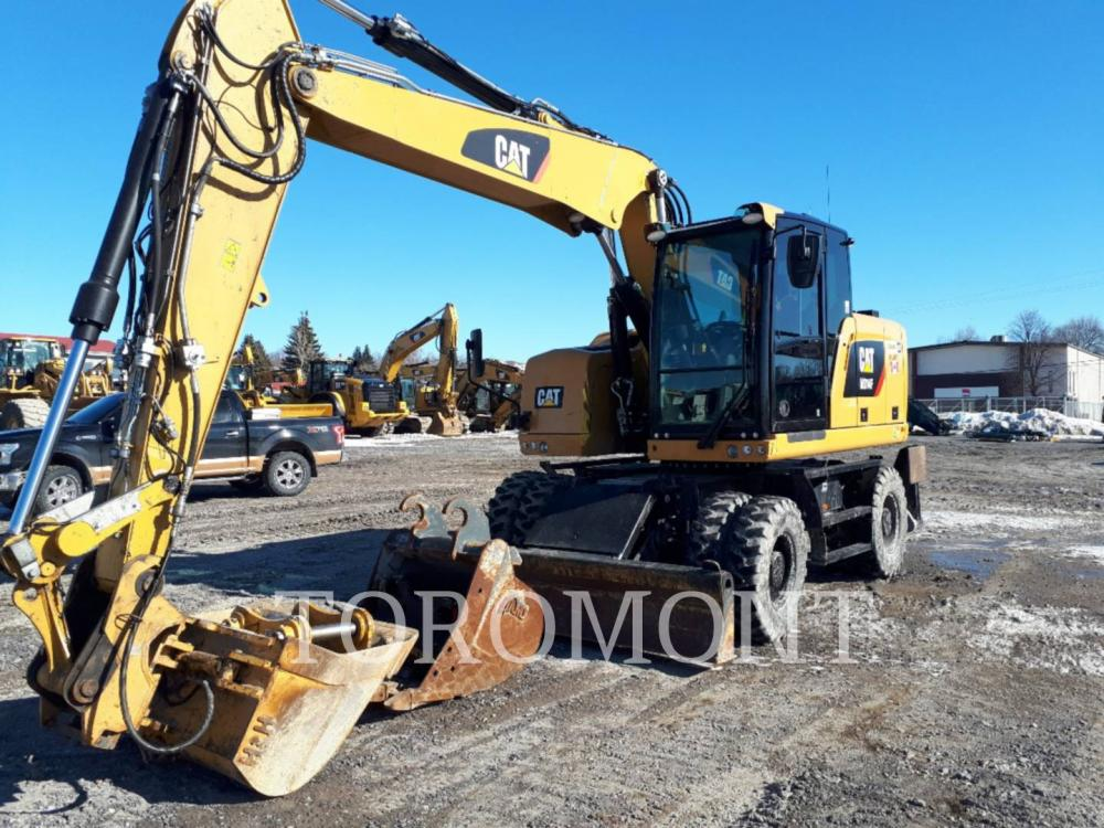 Detail photo of 2017 Caterpillar M314 from Construction Equipment Guide