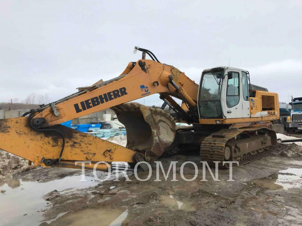 Detail photo of 2007 Liebherr R944C from Construction Equipment Guide