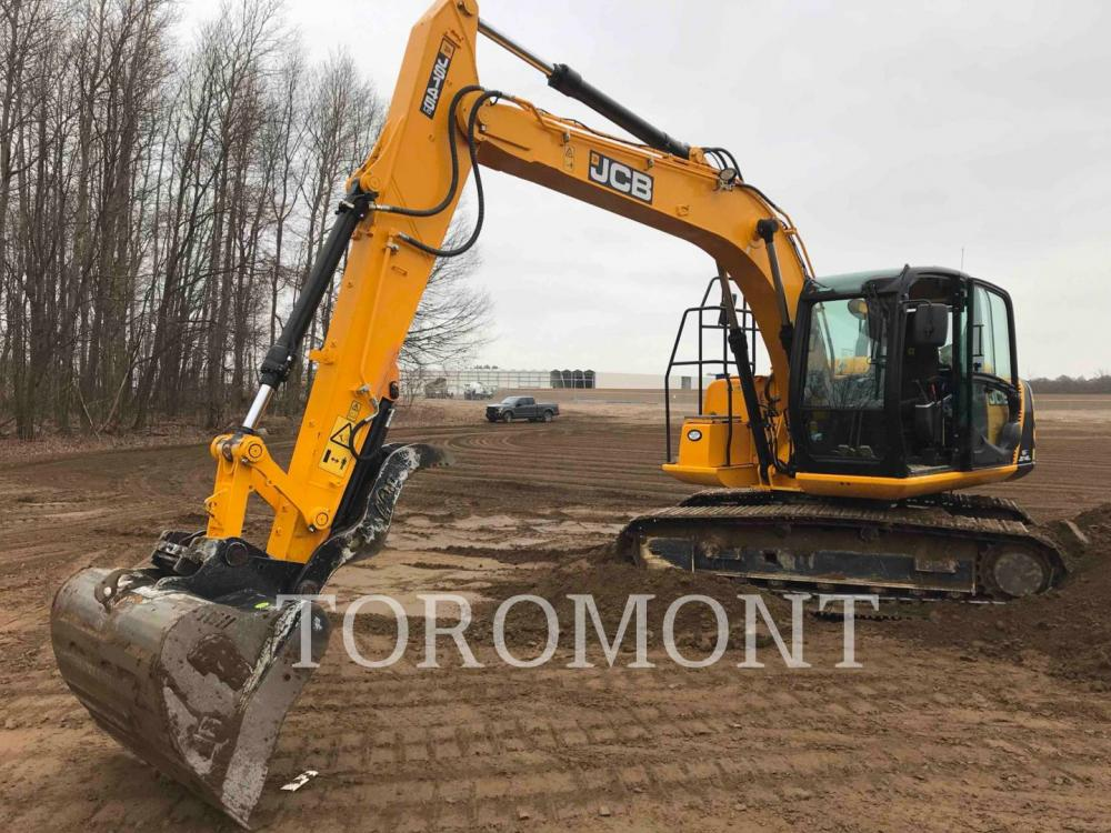 Detail photo of 2016 JCB JS145 from Construction Equipment Guide