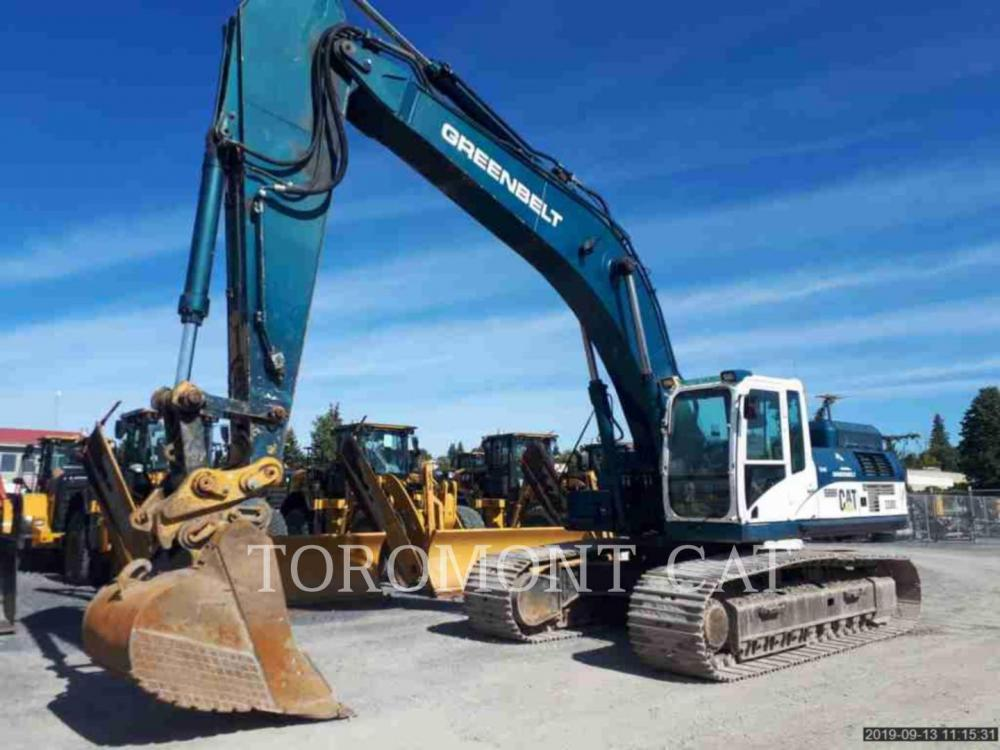 Detail photo of 2008 Caterpillar 330DL from Construction Equipment Guide