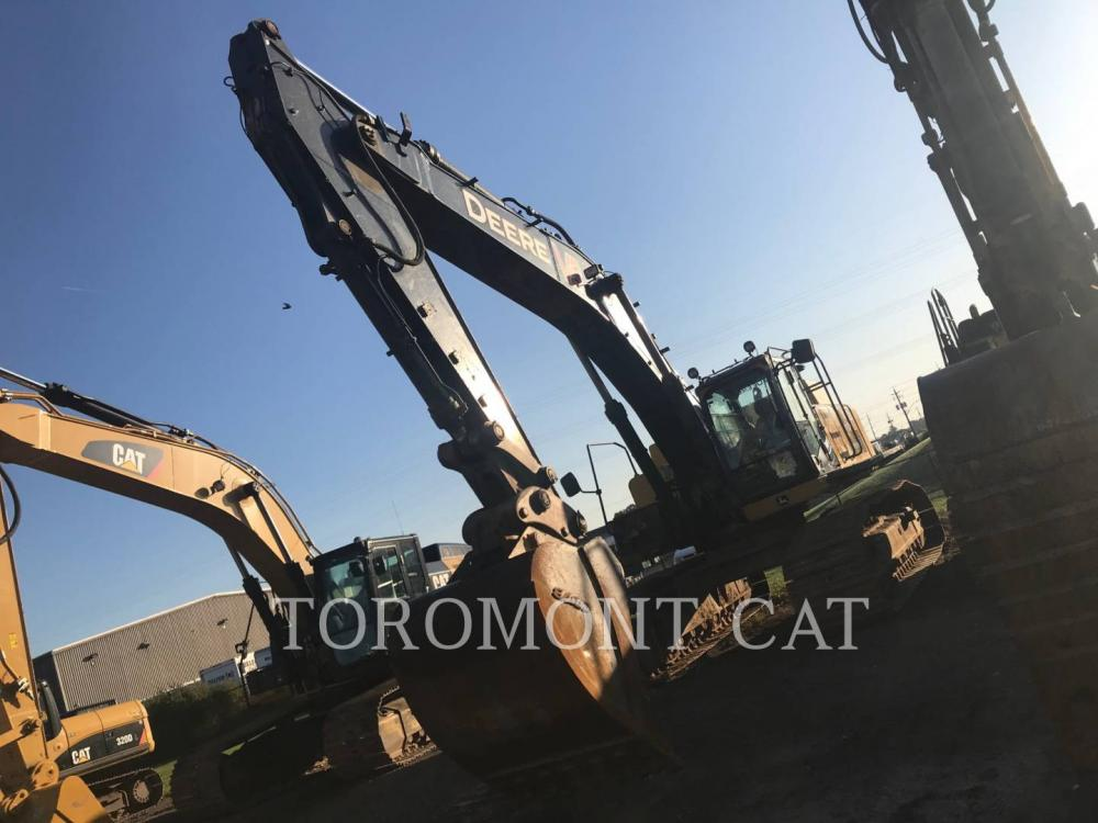 Detail photo of 2009 John Deere 450D LC from Construction Equipment Guide