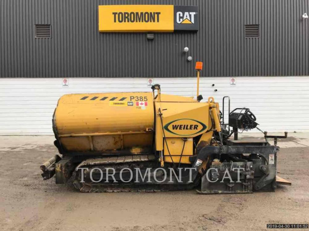 Detail photo of 2012 Weiler P385 from Construction Equipment Guide