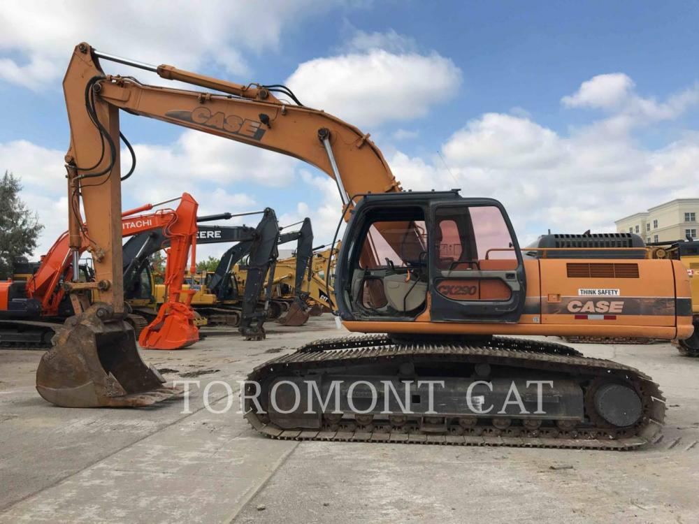 Detail photo of 2006 Case CX290 from Construction Equipment Guide