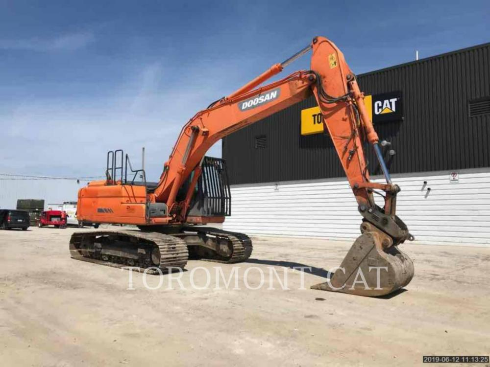Detail photo of 2013 Doosan DX225LC from Construction Equipment Guide