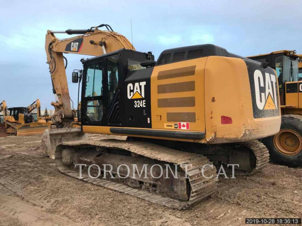 Detail photo of 2013 Caterpillar 324EL from Construction Equipment Guide