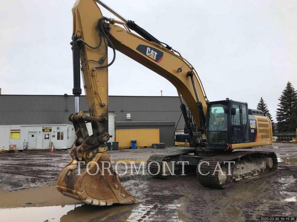 Detail photo of 2018 Caterpillar 336EL from Construction Equipment Guide