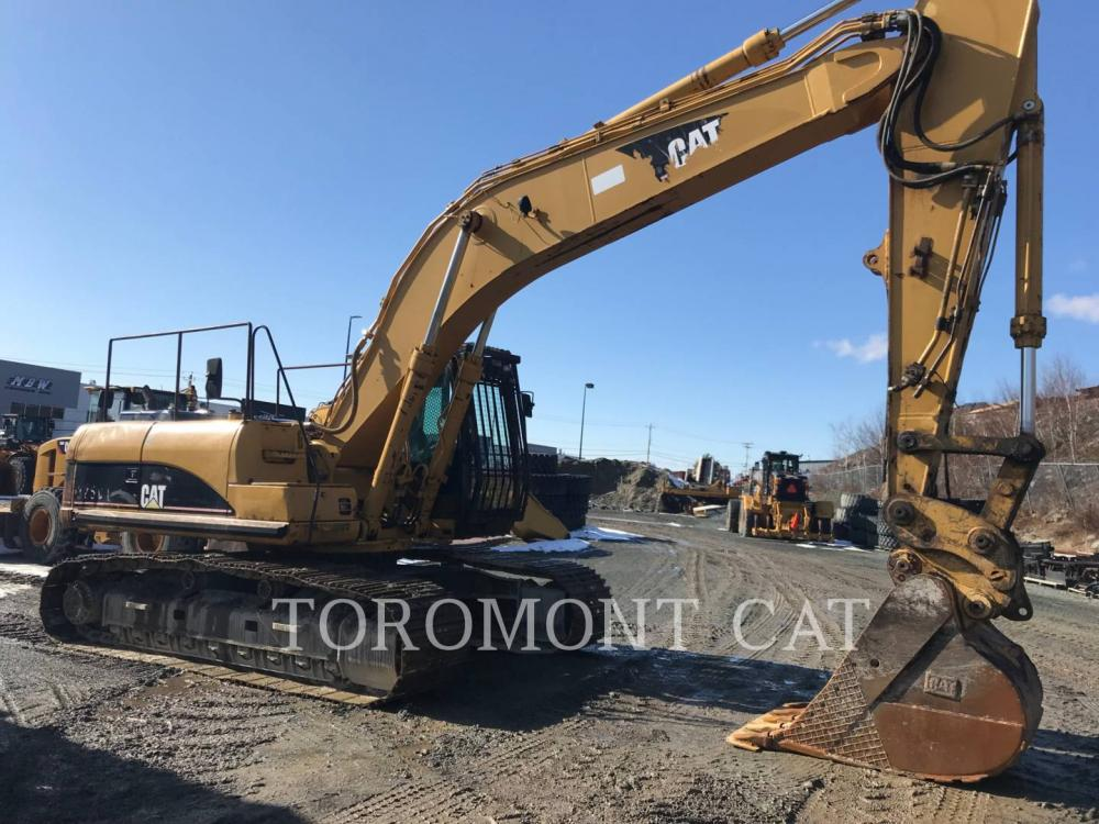 Detail photo of 2005 Caterpillar 325CL from Construction Equipment Guide