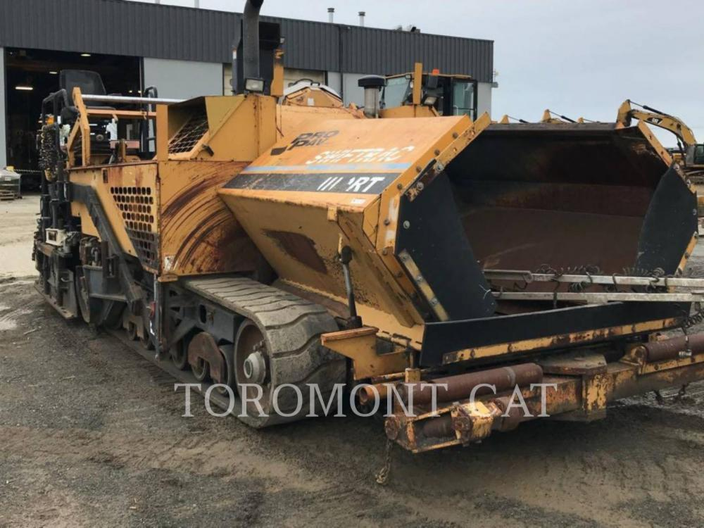 Detail photo of 1999 Champion 111ORT from Construction Equipment Guide