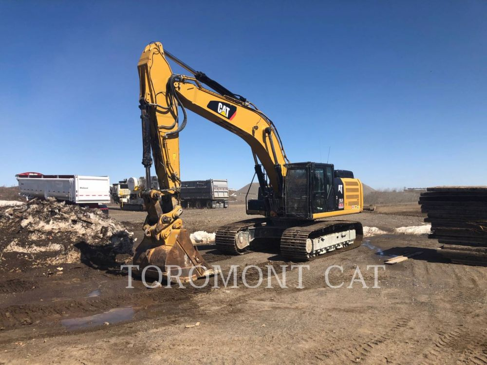 Detail photo of 2017 Caterpillar 336EL from Construction Equipment Guide