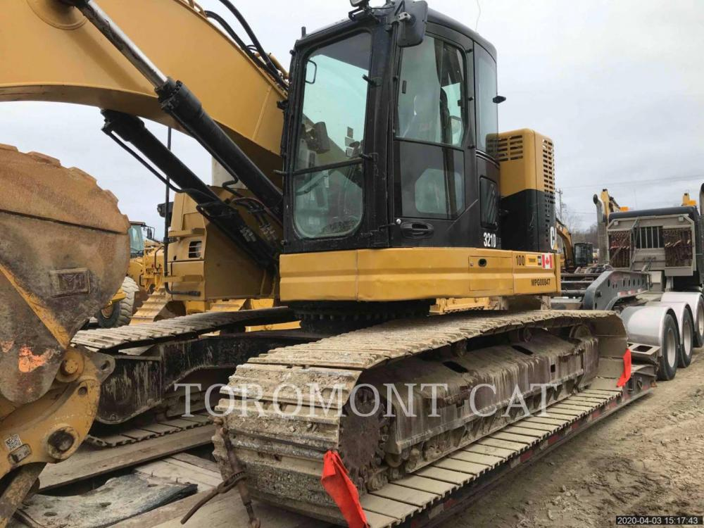 Detail photo of 2013 Caterpillar 321D LCR from Construction Equipment Guide