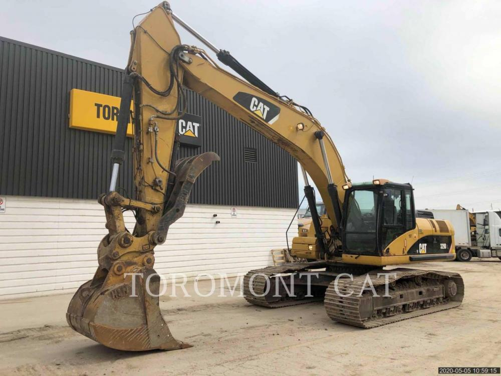 Detail photo of 2010 Caterpillar 329DL from Construction Equipment Guide