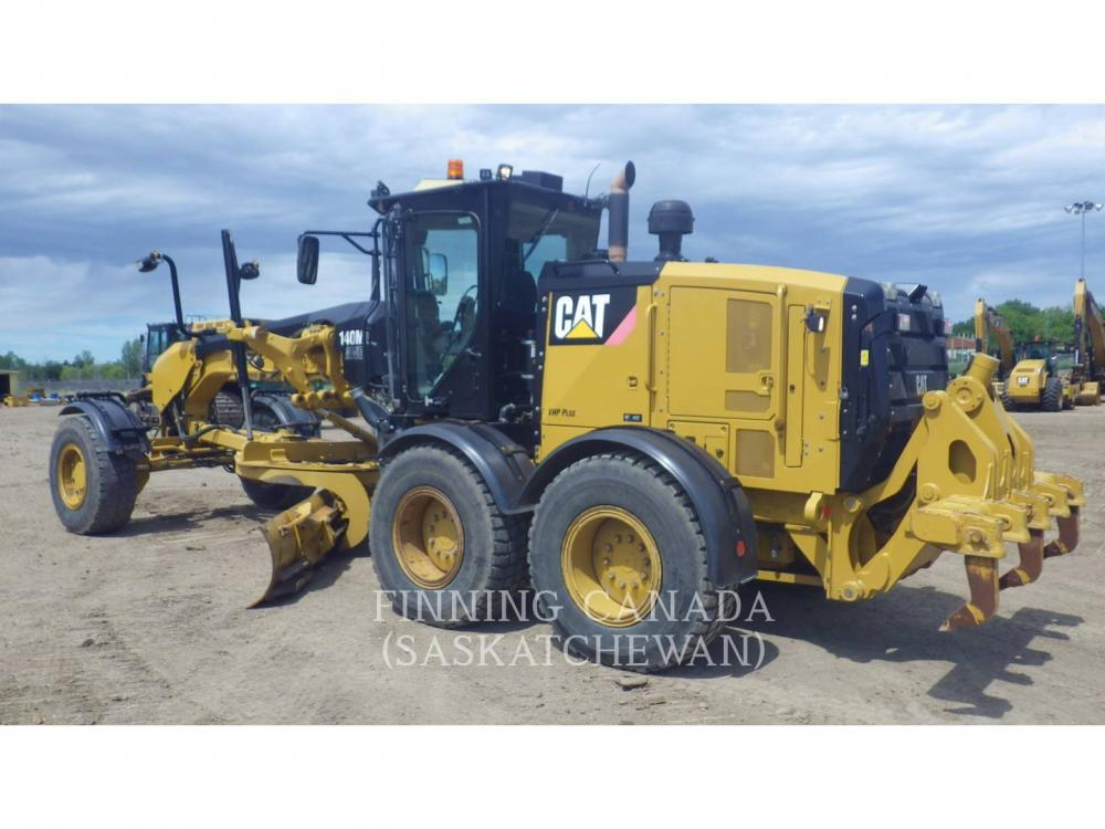 Detail photo of 2012 Caterpillar 140M2 AWD from Construction Equipment Guide