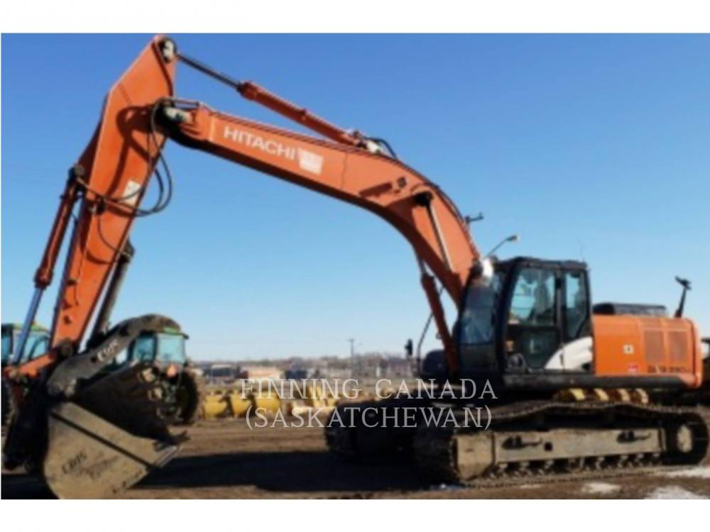 Detail photo of 2015 Hitachi ZX290LC-5 from Construction Equipment Guide
