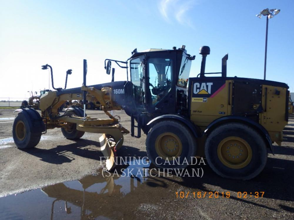Detail photo of 2013 Caterpillar 160M from Construction Equipment Guide