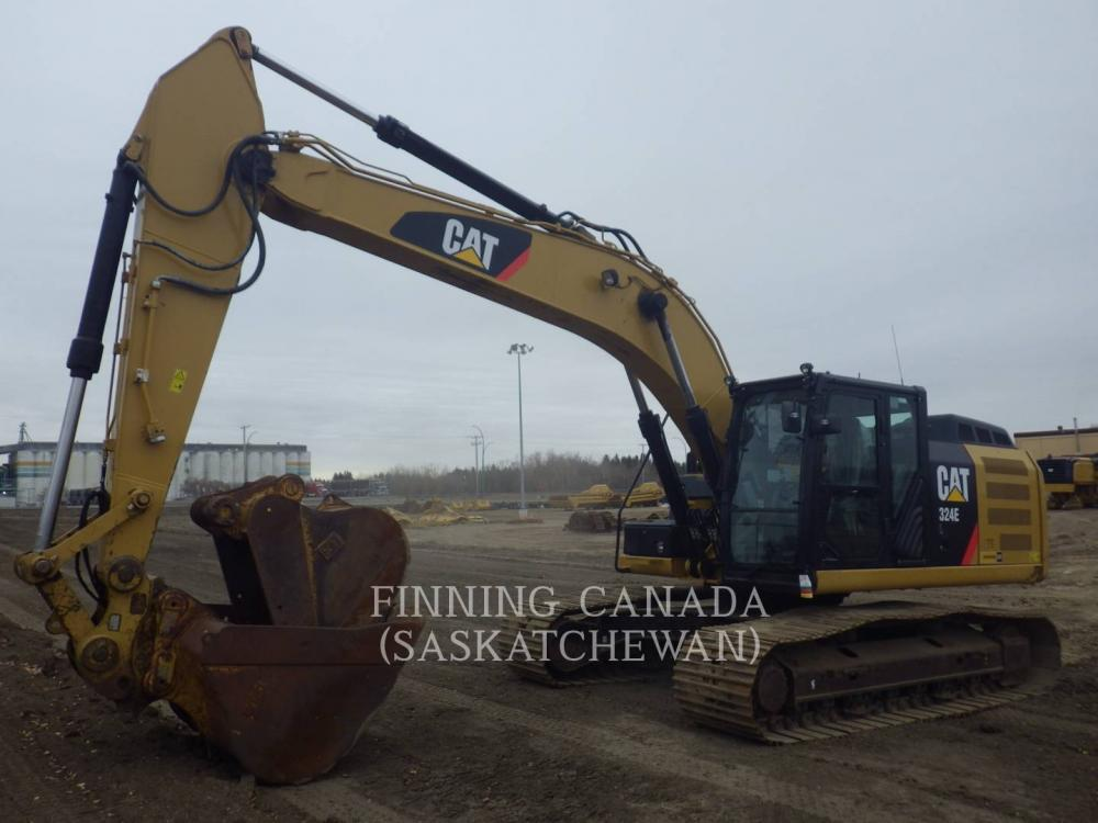 Detail photo of 2014 Caterpillar 324E from Construction Equipment Guide