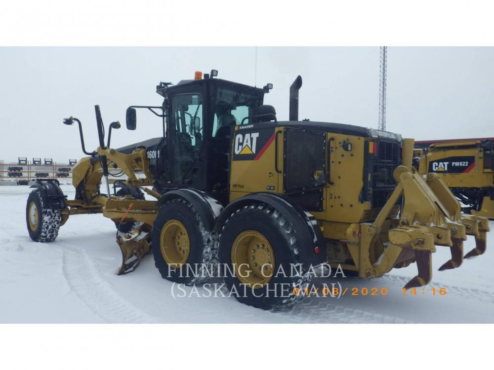 Detail photo of 2014 Caterpillar 160M from Construction Equipment Guide
