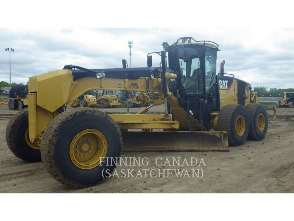 Detail photo of 2012 Caterpillar 14M from Construction Equipment Guide