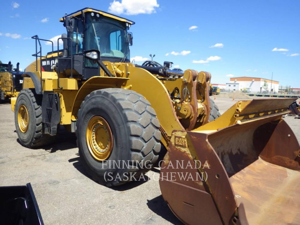 Detail photo of 2016 Caterpillar 980M from Construction Equipment Guide