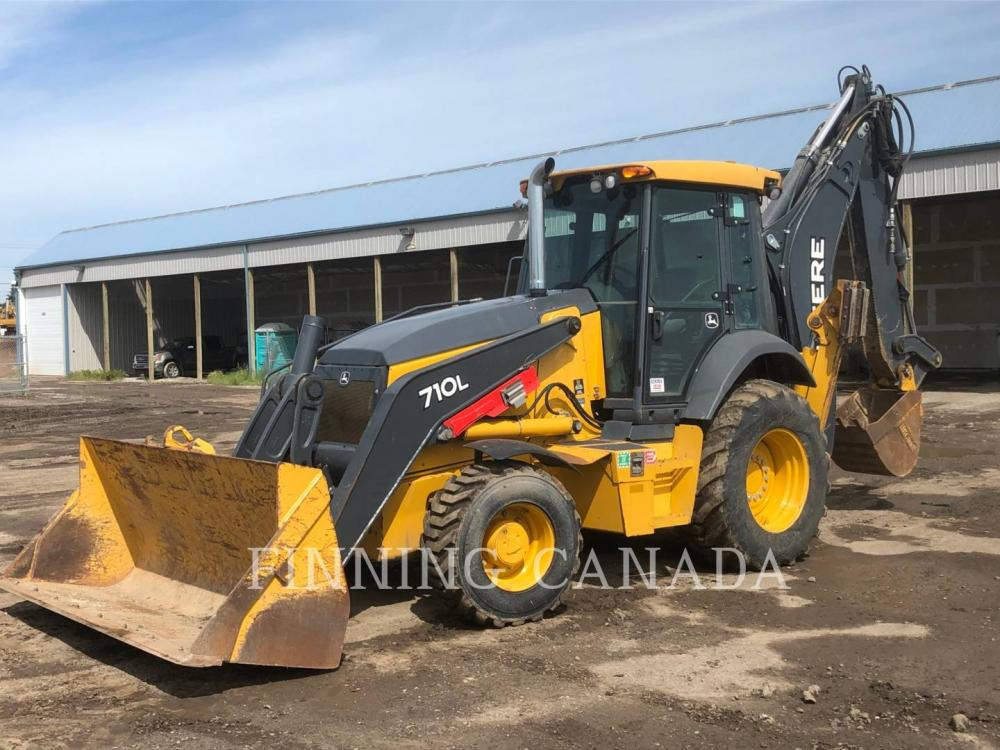 Detail photo of 2016 John Deere 710L from Construction Equipment Guide