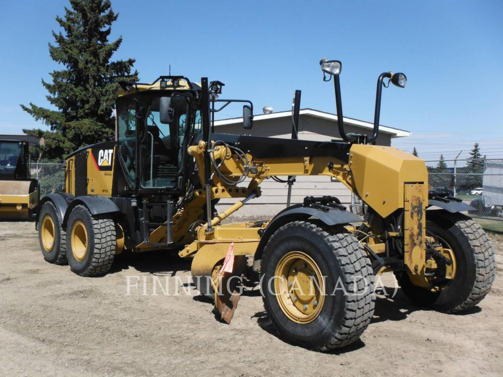 Detail photo of 2011 Caterpillar 160M from Construction Equipment Guide