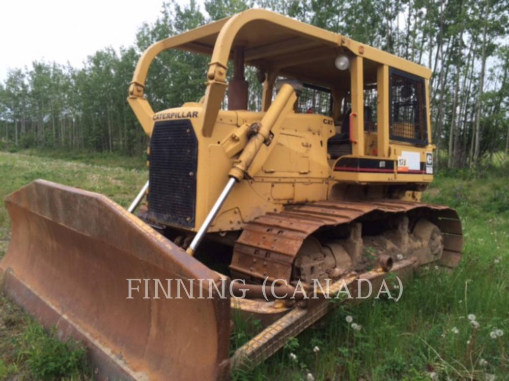 Detail photo of 1979 Caterpillar D6D from Construction Equipment Guide