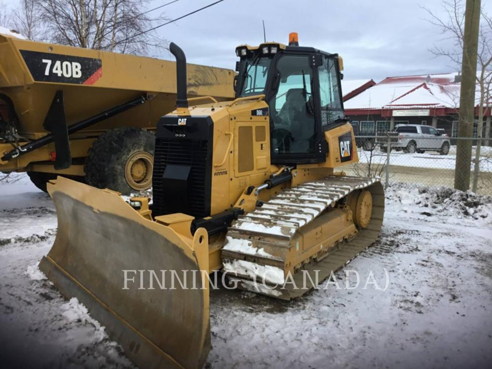 Detail photo of 2017 Caterpillar D6K from Construction Equipment Guide
