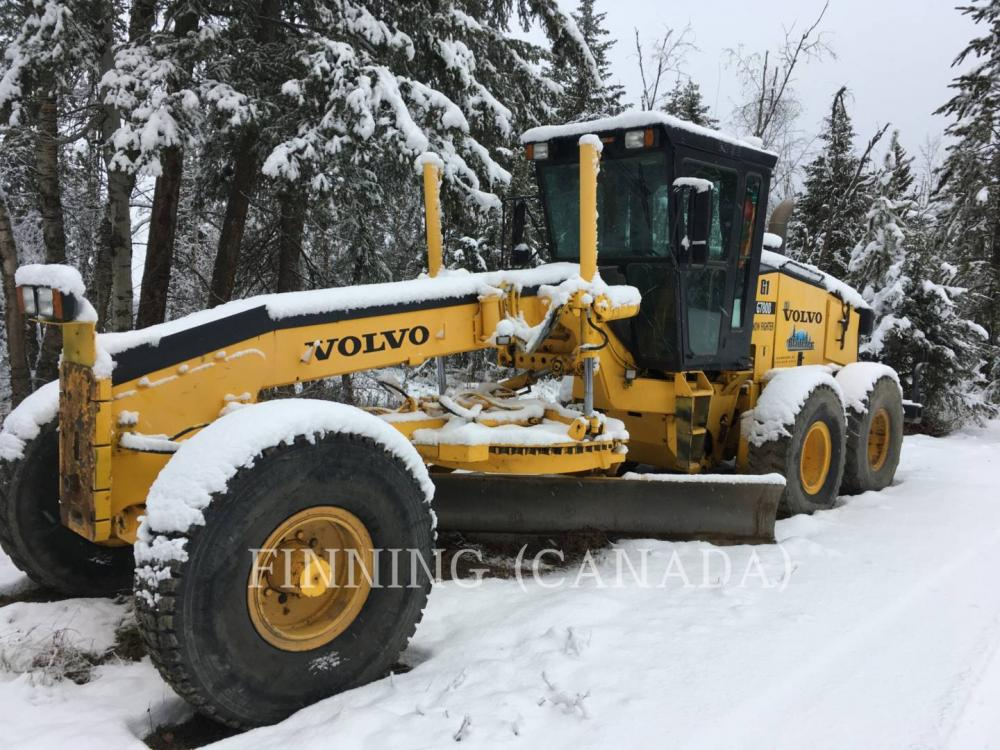 Detail photo of 2003 Volvo G780B from Construction Equipment Guide