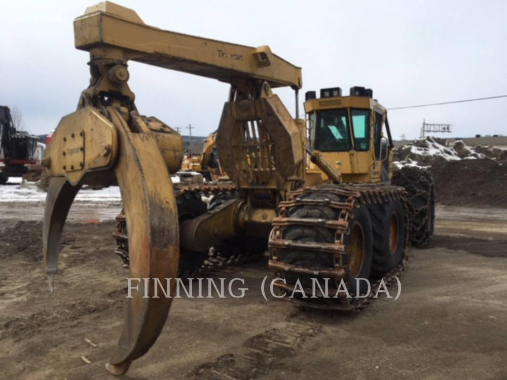 Detail photo of 2006 Tigercat 625C from Construction Equipment Guide