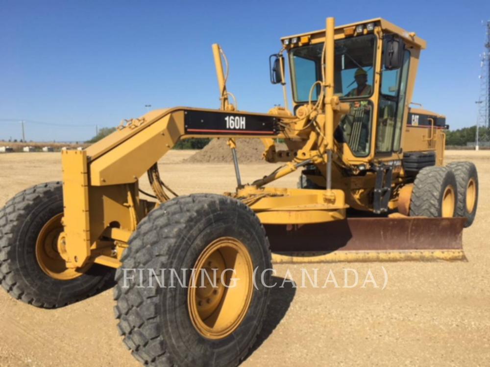 Detail photo of 2007 Caterpillar 160H from Construction Equipment Guide