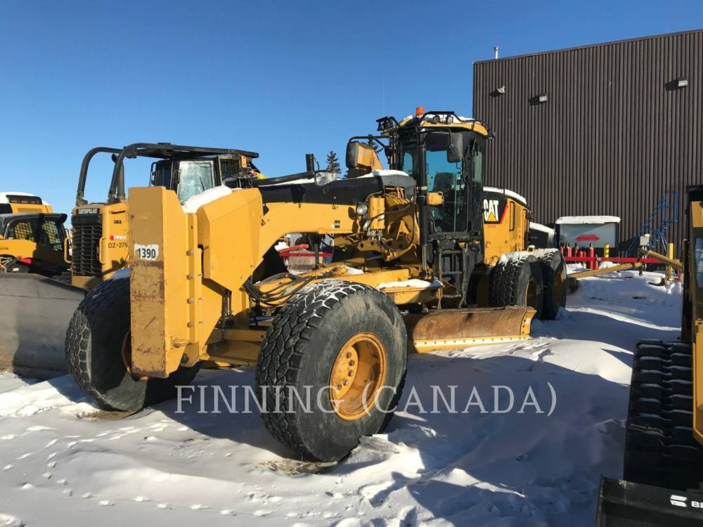 Detail photo of 2008 Caterpillar 14M from Construction Equipment Guide