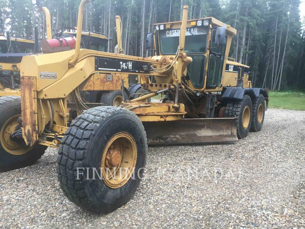 Detail photo of 2004 Caterpillar 143H from Construction Equipment Guide