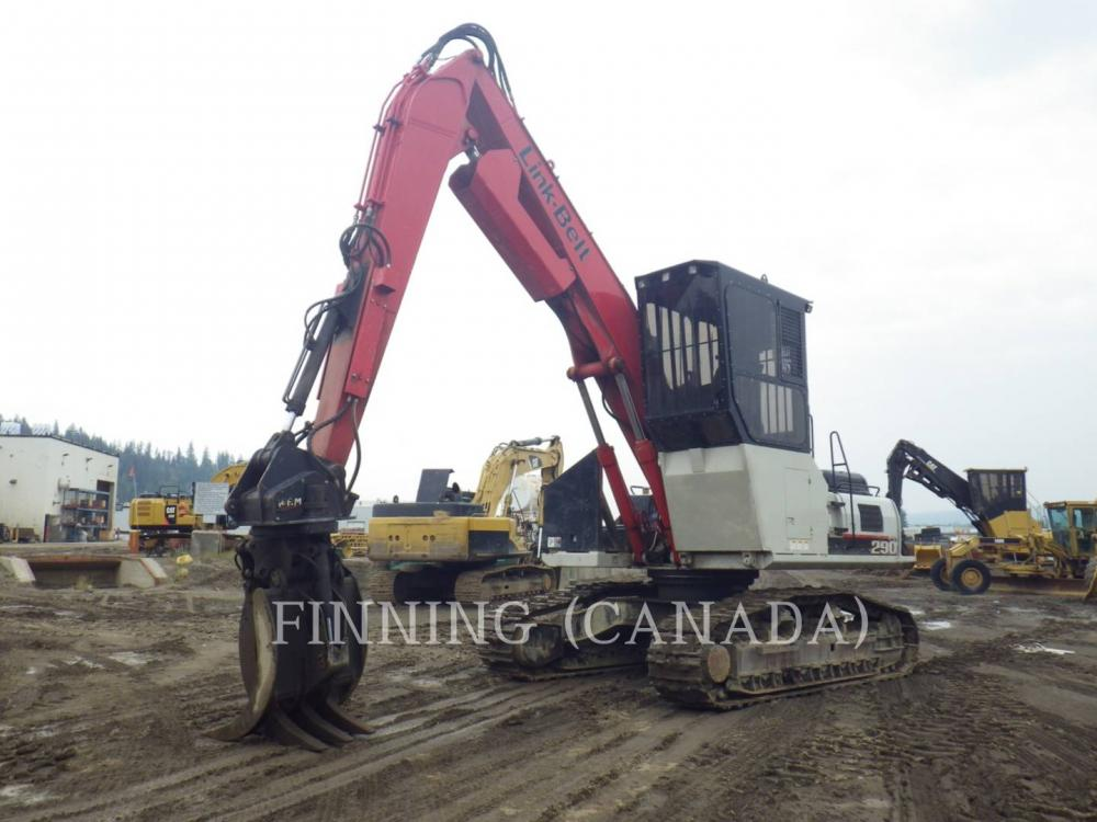 Detail photo of 2012 Link-Belt 290X2 from Construction Equipment Guide