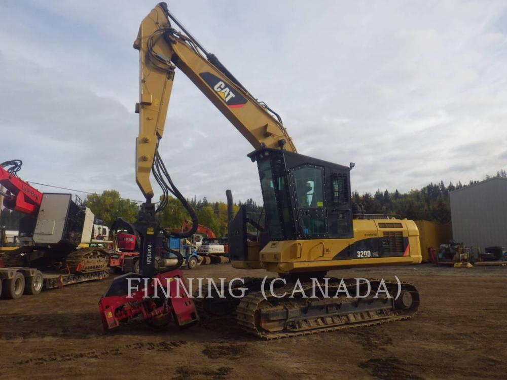 Detail photo of 2012 Caterpillar 320DFMHW from Construction Equipment Guide