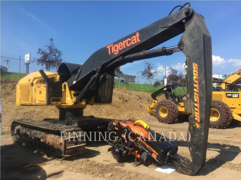Detail photo of 2010 Tigercat 855 from Construction Equipment Guide
