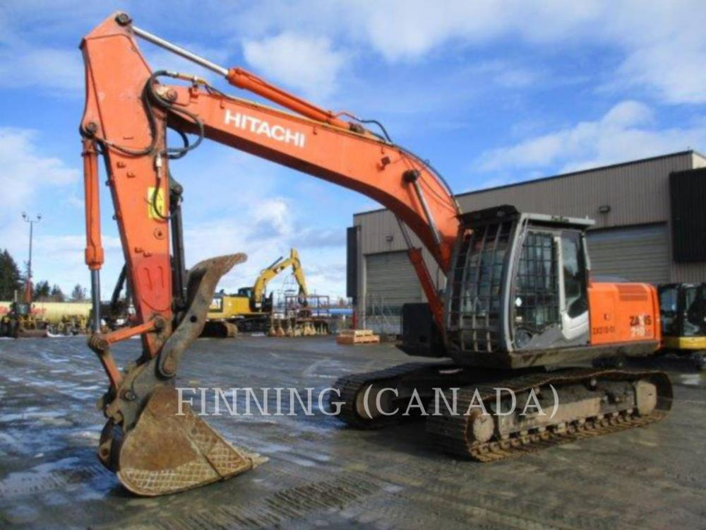 Detail photo of 2012 Hitachi ZX210LC-3 from Construction Equipment Guide