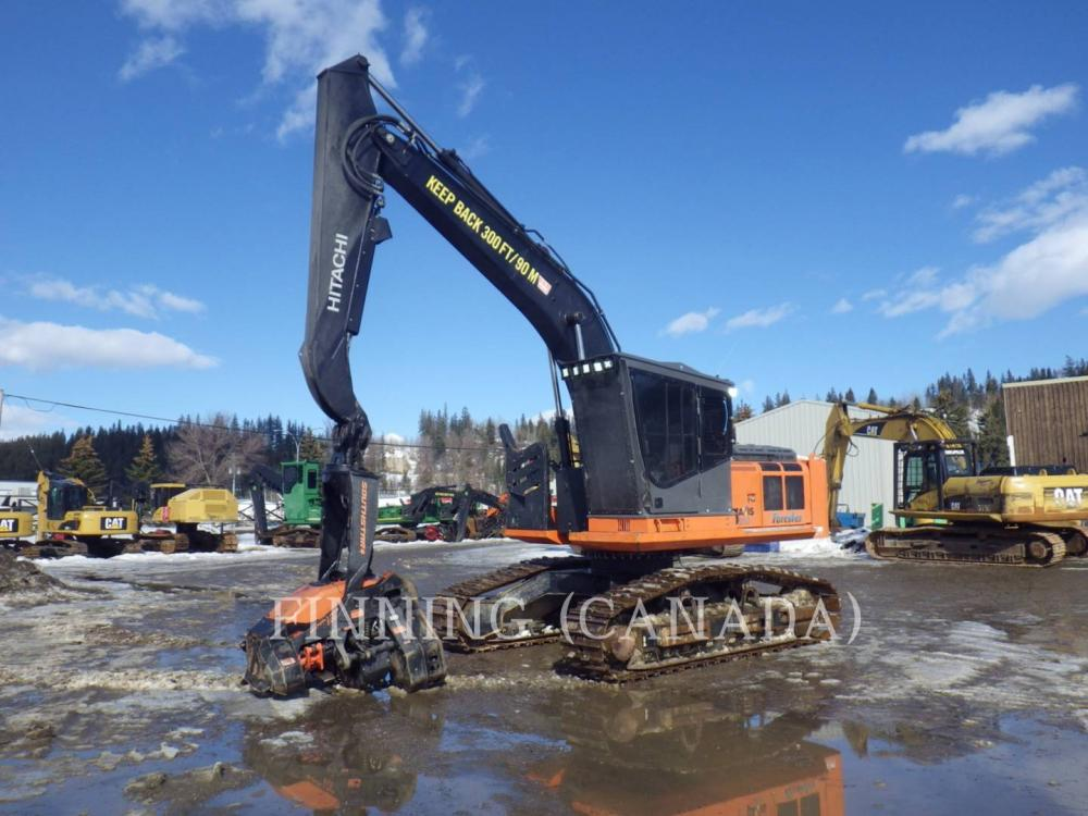 Detail photo of 2015 Hitachi ZX210F-3 from Construction Equipment Guide
