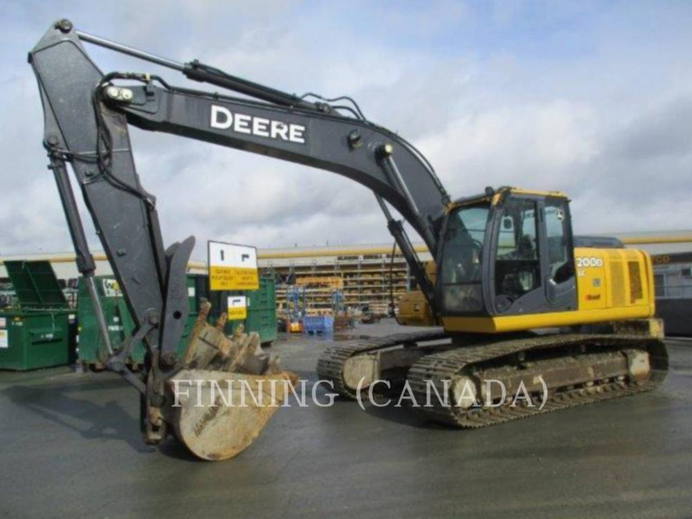 Detail photo of 2011 John Deere 200D from Construction Equipment Guide