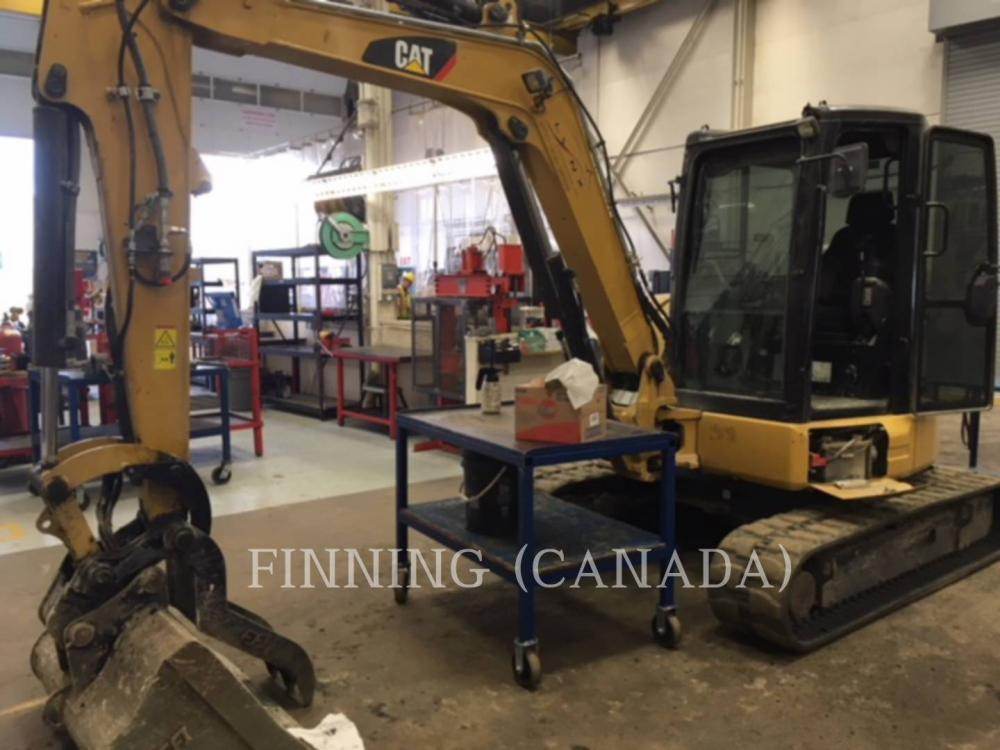 Detail photo of 2016 Caterpillar 305.5E from Construction Equipment Guide