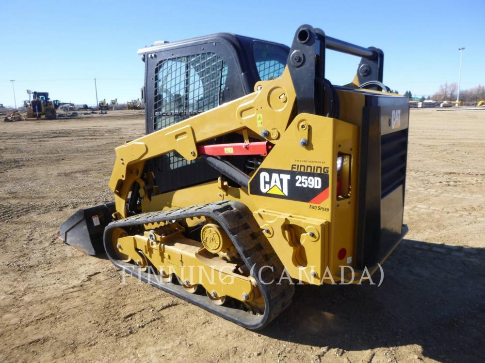 2018 Caterpillar 259D For Sale (20524959) from Finning CAT