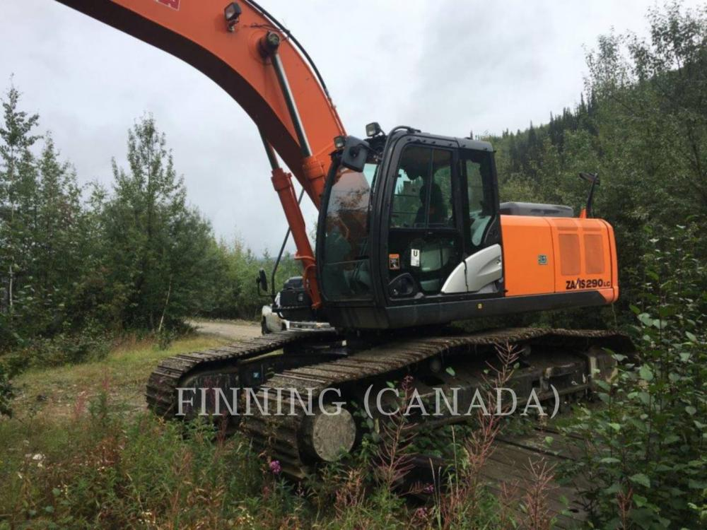 Detail photo of 2013 Hitachi ZX290LC-5N from Construction Equipment Guide