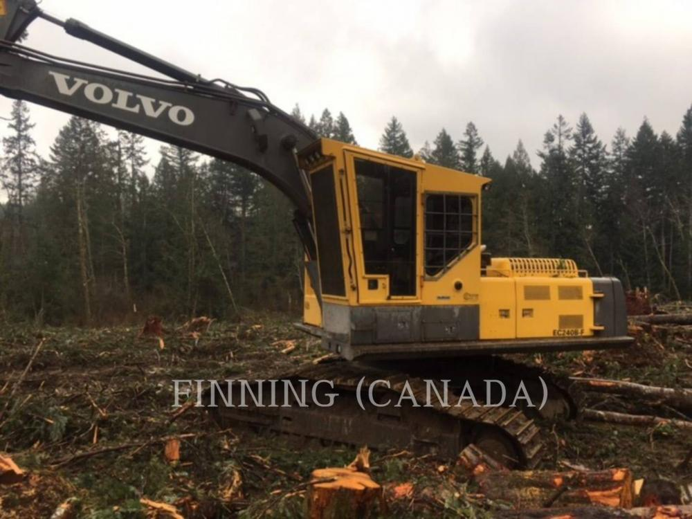 Detail photo of 2005 Volvo EC240BLC from Construction Equipment Guide