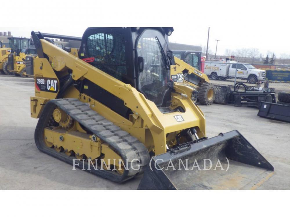 Detail photo of 2018 Caterpillar 299D2 XHP from Construction Equipment Guide