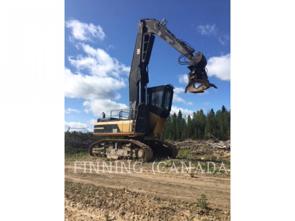 Detail photo of 2005 Caterpillar 345B II from Construction Equipment Guide