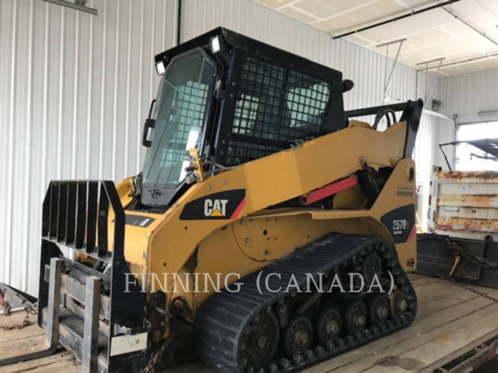Detail photo of 2011 Caterpillar 257B2 from Construction Equipment Guide